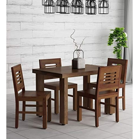 Torque - Aries 4 Seater Dining Set for Living Room