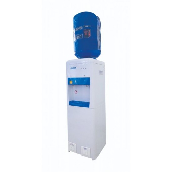 Atlantis Hands Free Water Dispenser | Foot Operated Hot & Cold Water Dispenser| One year Brand Warranty